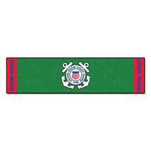 An item in the Everything Else category: US Coast Guard Golf Putting Green Mat