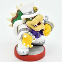 Nintendo Super Mario Odyssey Bowser Groom Wedding Amiibo Loose Character Figure