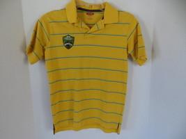 Boy's Canyon River Blues Yellow Short Sleeves Shirt Size S - $6.79