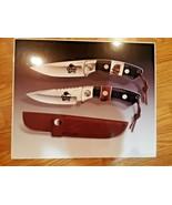 "Ducks Unlimited Green Wing  knife  photo print 17"" x 14"" - $19.79"