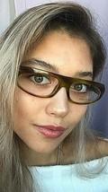 New Vintage ALAIN MIKLI AL 1009 0011 56mm Havana Women's Eyeglasses Frame France - $269.99