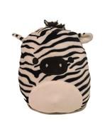 "Squishmallow, 8 Inch 8"" Zebra, Black, White Stripe. Freddie Plush Stuffe... - $14.84"