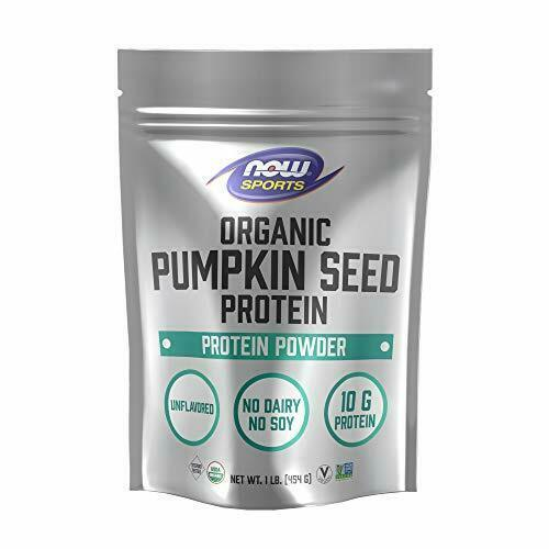Now Sports Nutrition, Organic Pumpkin Seed Protein Powder with 10g of Protein... - $25.13