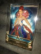 Aquaman Mera Royal Gown Doll by Mattel 2018 FREE SHIP - $34.65