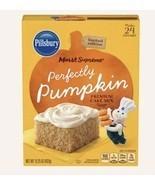 Pillsbury Perfectly Pumpkin Premium Spice Cake Mix Limited Edition - £2.90 GBP