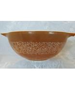 Pyrex Mixing Bowl, Woodland Pattern, Model 443, 2.5L - $12.00