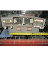 Frank Adam KLAMPSWFUZ KSF6322 60A 1ph 240V Twin Panelboard Switch Used - $350.00