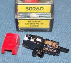 EV 5026D RECORD PLAYER NEEDLE CARTRIDGE replaces EV 5015D 5015 5026 image 2