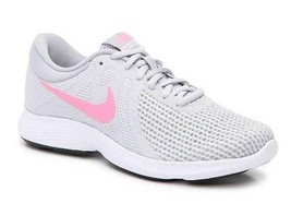 Nike Revolution 4 Gray Women's Running Shoes Athletic Sneakers 908999-016 - $35.00