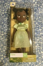 Disney Store Animators Collection Tiana Toddler Doll - The Princess and ... - $28.60