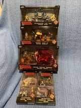 Jada Dungeons & Dragons Die Cast Lot Collectibles 23 Figures Total 5 Set... - $88.11