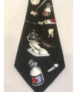 Men's Dentist Themed Tie - $14.00