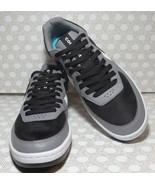 Converse Mens Rival Ox Shoes Basketball Black Gray 164893C Size 10 Men's... - $54.45