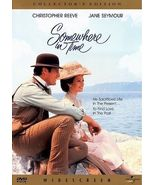 Somewhere in Time (DVD, 2000, Collector's Edition) - $12.00