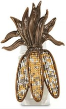 Bath & Body Works Sparkle Gold Silver Fall Corn Maize Wallflower Outlet ... - $12.87