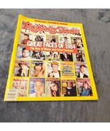 ROLLING STONE MAGAZINE GREAT FACES OF 1984 - DEC. 20, 1984 - JAN. 3, 1985 - $25.00