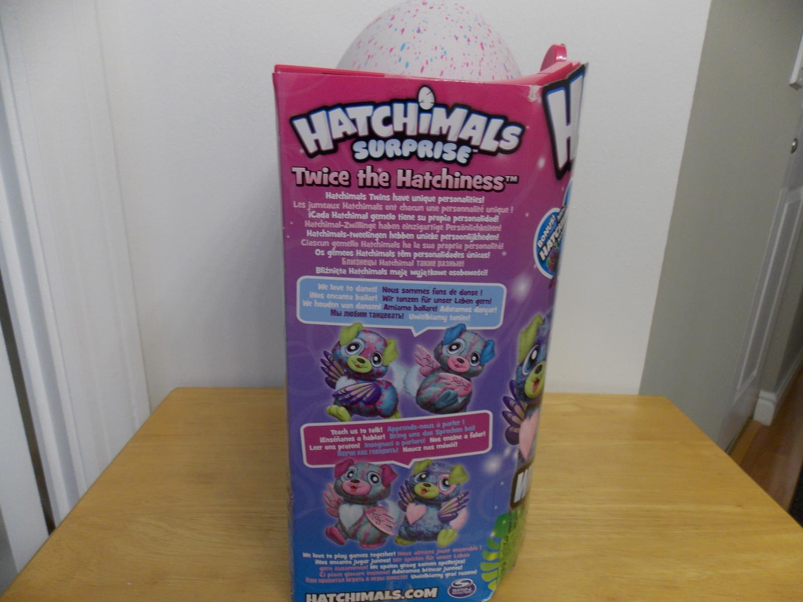Hatchimals Puppadee Surprise Twins