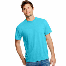 Hanes Men's X-Temp w/Fresh IQ Tri-Blend Performance T-Shirt-12 NEW COLOR... - $13.29+