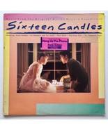 Sixteen Candles Original Motion Picture Soundtrack LP Vinyl Record - £51.03 GBP