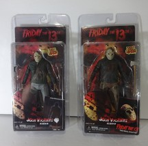 NECA Jason Voorhees Friday the 13th action figure lot Part 3 Final Chapter - $74.45