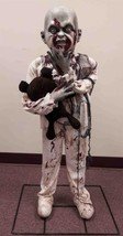 LIFE SIZE Little Boy Zombie Prop HALLOWEEN DECORATION YARD HAUNT BABY - £68.38 GBP