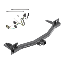 Trailer Tow Hitch For 18-19 Chevy Traverse Buick Enclave w/ Wiring Harne... - $180.10