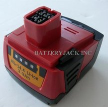 NEW Hilti CPC B 144 14.4V 2.6A Lithium Ion 273114 Battery for SFH SID SIW 144-A - $81.26