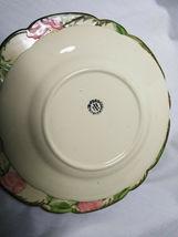 Vintage Franciscan China Desert Rose 4 piece plate set 3 size plates and 1 bowl image 7