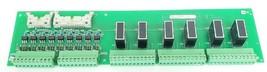 MERLIN GERIN OBEZ 6739835XD-2-D PLC PC BOARD 6739835XD-1-D image 2