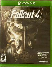Fallout 4, Microsoft Xbox One 2015 Video Game Full Size Perk Poster Incl... - $13.29