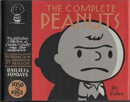 THE COMPLETE PEANUTS 1950-1954 BOX SET - $40.00
