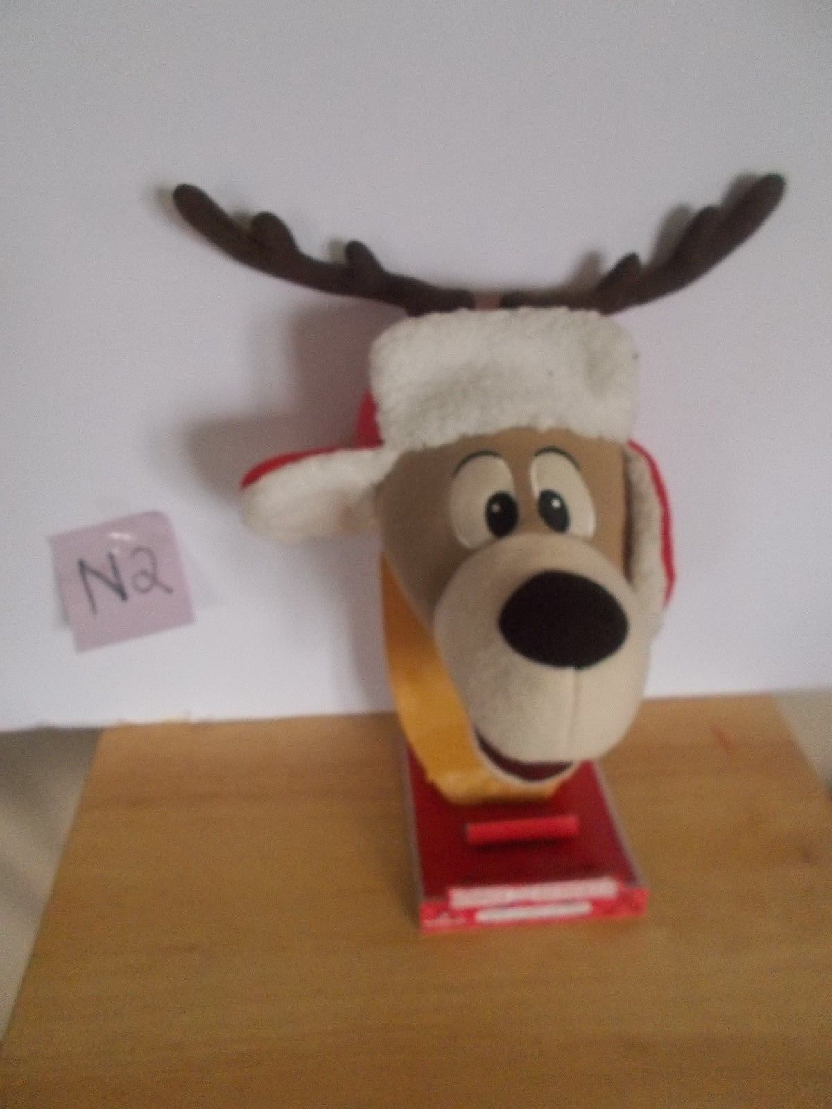 Hallmark Ronnie the REindeer Motion-Activated with Sound image 2