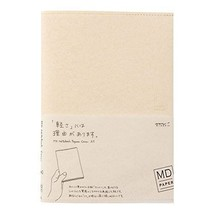 Midori MD note cover A5 paper cover 49841006 f From japan - $53.97