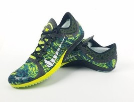 hot sale online d4f25 689d0 NIKE AIR ZOOM VICTORY XC 3 Track w  Spikes Volt Turquoise Track Running .