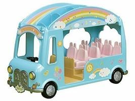 Background color kindergarten bus to Calico Critters schools and kindergarten - $38.16