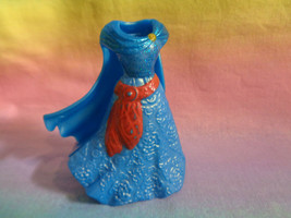 Disney Princess Brave Merida Doll Replacement Blue Magiclip Dress - as is - $2.55