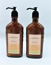 Lot of 2 Bath & Body Works Bergamot Coriander Aromatherapy Body Lotion E... - $69.99
