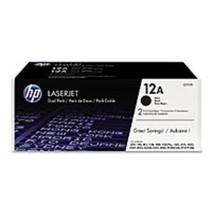 HP Q2612D 12A Laser Toner Cartridge for LaserJet 1005w, 1010, 1010w - 20... - $163.56