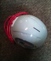 FOCO New England Patriots Abs Helmet Bank image 3
