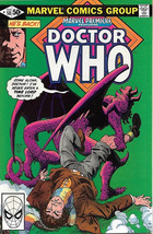 Marvel Premiere Comic Book #58 Doctor Who 1981 NEAR MINT NEW UNUSED - $14.49