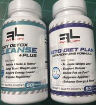 Fyt Lyft Keto Diet Plan Advanced BHB Formula & Body Detox Cleanse Plus - $14.84