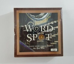 Word Spot Game Classic Word Search Educational Homeschool Front Porch NEW - $17.75