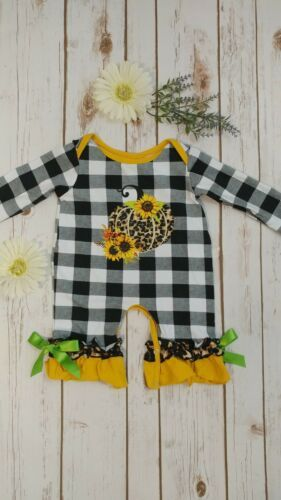 Girls sunflower Outfit