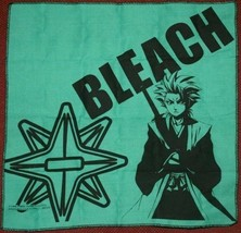Bandai Bleach Soul Goods P2 Gashapon Handkerchief Hitsugaya - $24.99