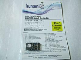 Soundtraxx 885809 Tsunami 2 TSU-PNEM8 Sound Decoder EMD Diesel, 8 Function image 3