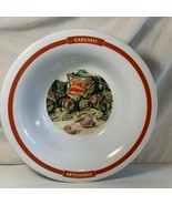 "Pottery Barn Pasta Rustica 10"" Serving Bowl Artichokes Carciofi Italian ... - $9.89"