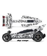 AMR Traxxas Bandit Vxl 4X4 Camion sans Brosse Buggy Rc Graphique Decal K... - $29.72