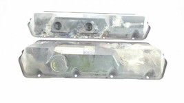 Pair Of Engine Valve Covers 7.3 OEM 1995 Ford F350 R352722   - $154.77