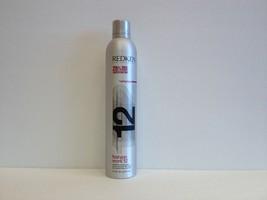 Redken Fashion Work 12 Versatile Working Spray 14 Oz / 470 Ml 25% More Free - $18.80