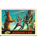 2013 Topps 75th Anniversary Foil #26 Mars Attacks > 1962 - $1.25